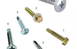 Jual Self Drilling Screw